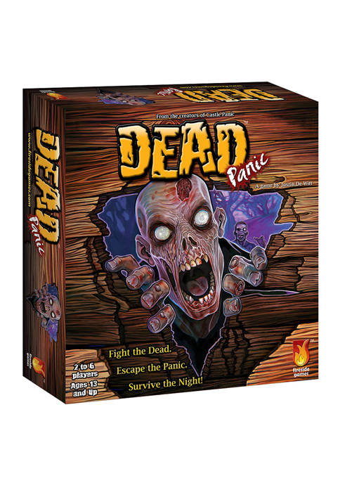 Fireside Games Dead Panic Strategy Game