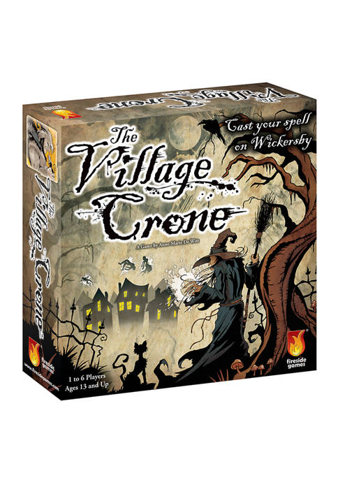 Fireside Games The Village Crone Strategy Game