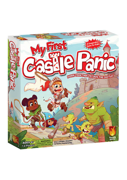 My First Castle Panic Kids Game