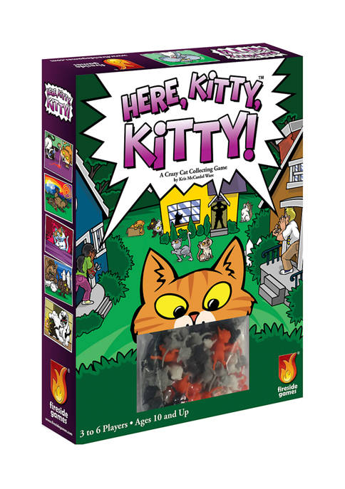 Here, Kitty, Kitty! Family Game