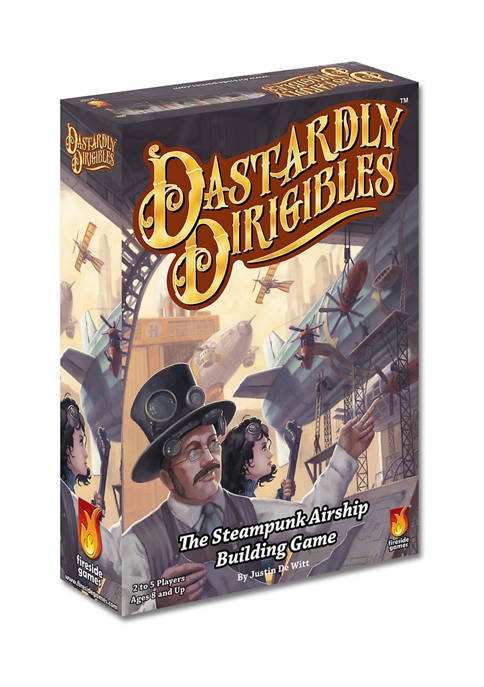 Fireside Games Dastardly Dirigibles Family Game