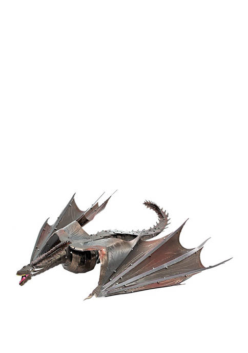 Metal Earth ICONX 3D Metal Model Kit - Game of Thrones Drogon