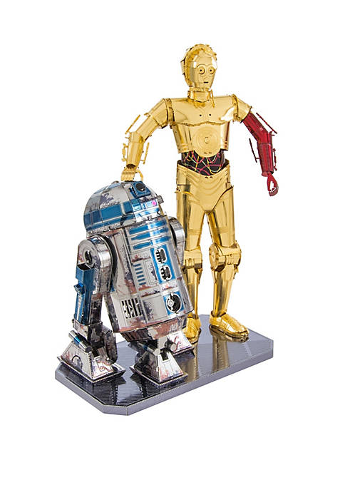 Fascinations Star Wars R2-D2 & C-3PO Metal Earth