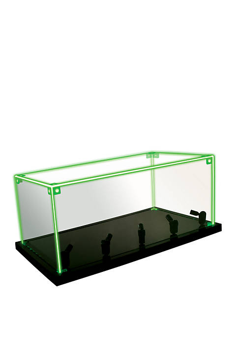 Fascinations Metal Earth Lighted Acrylic Display
