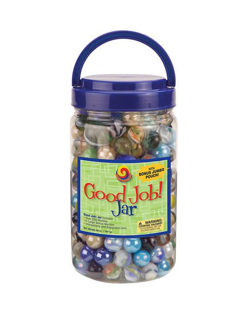 MegaFun USA Good Job! Marble Jar
