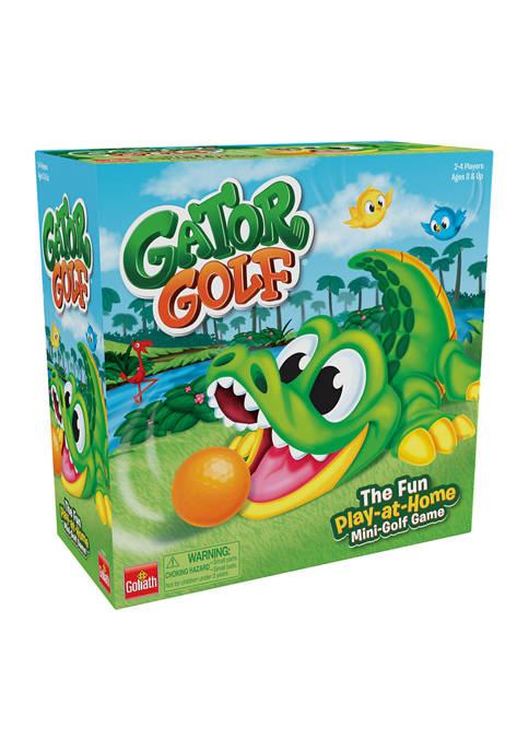 Gator Golf Preschool Game
