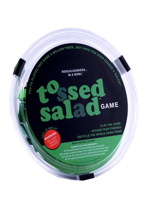 Goliath Tossed Salad Party Game