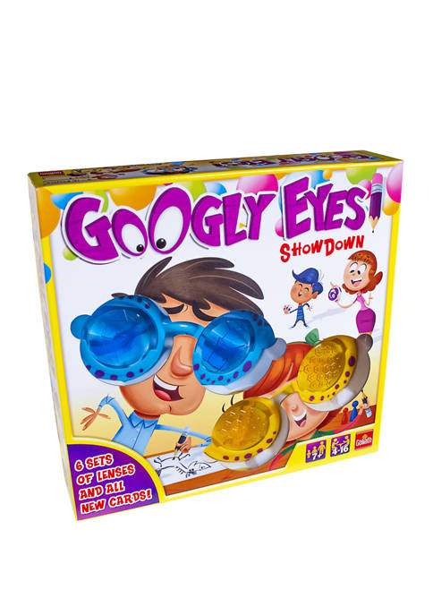 Goliath Googly Eyes Showdown Kids Game