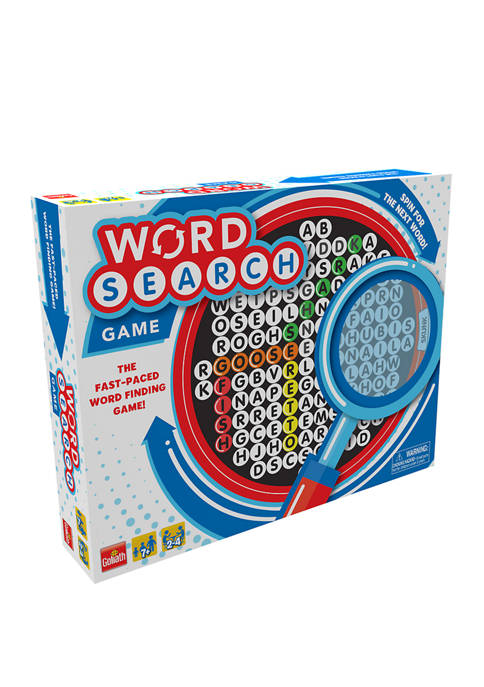 Goliath Wordsearch Word Game