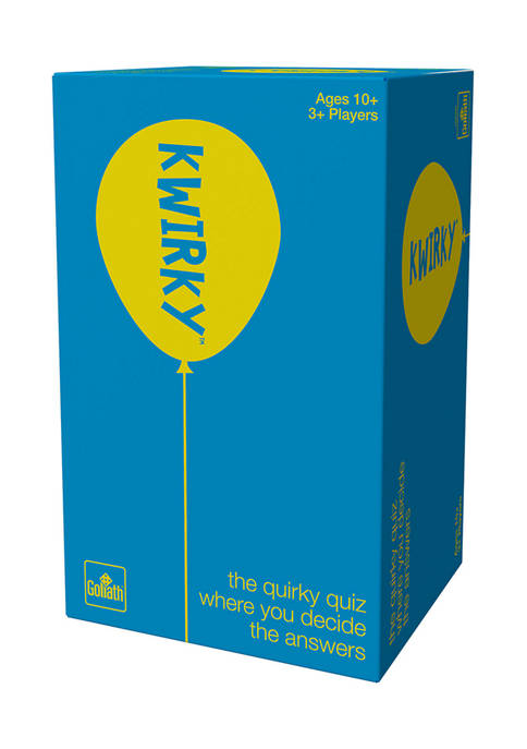 Goliath Kwirky Party Game
