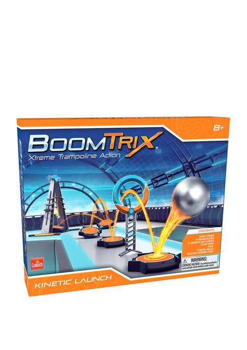 Goliath BoomTrix Xtreme Trampoline Action