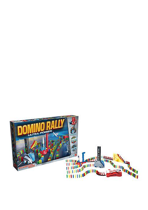 Domino Rally Ultra Power Domino Run