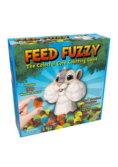 Feed Fuzzy Preschool Game