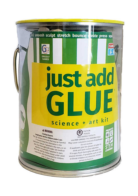 Griddly Games Just Add Glue Science Kit