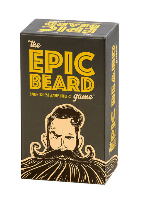 The Epic Beard Card Game