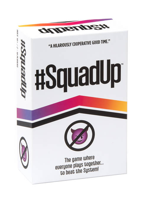 #SquadUp Family Game