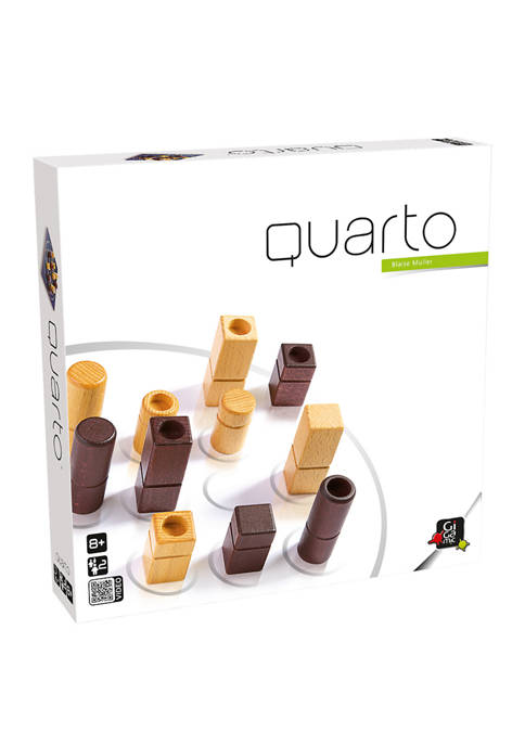 Gigamic Quarto Strategy Game