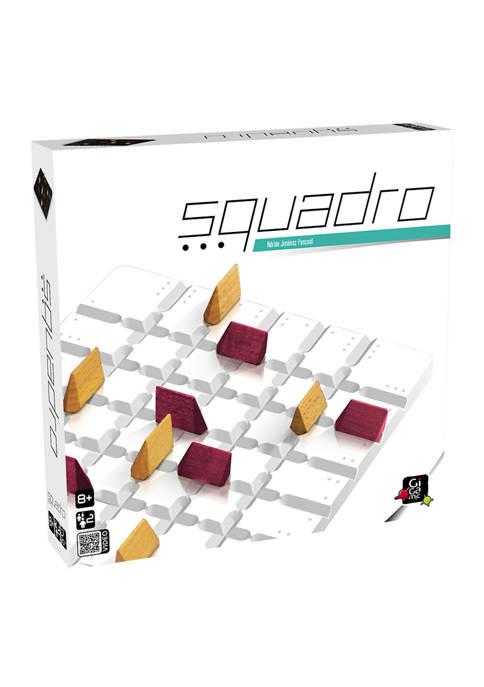 Squadro Strategy Game