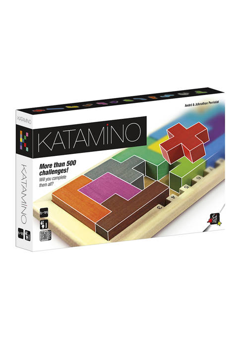 Gigamic Katamino Brain Teaser Puzzle