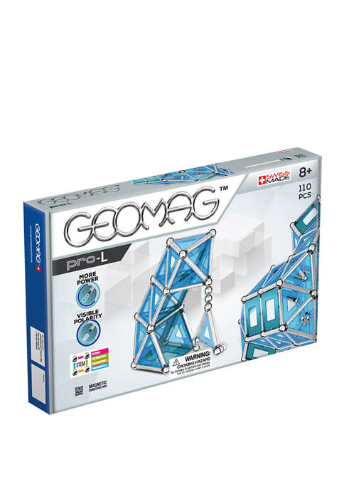 Geomag 110 Piece Pro-L Construction Set