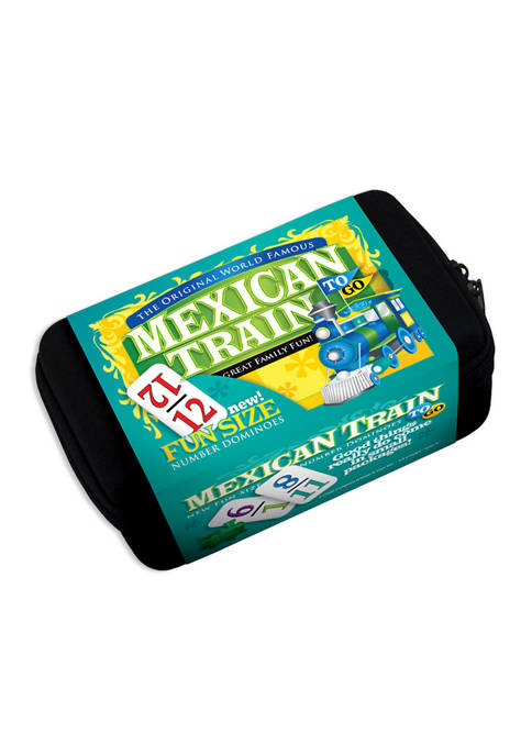 Mexican Train To Go Family Game