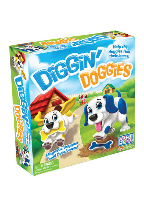 Diggin Doggies Kids Game