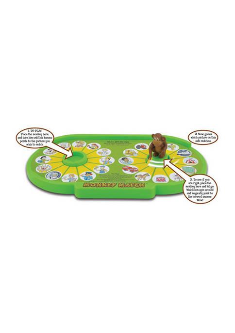 Popular Playthings Monkey Match Kids Game
