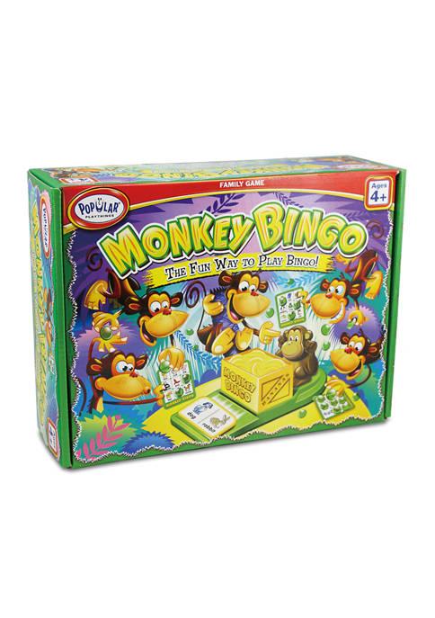 Monkey Bingo Family Game