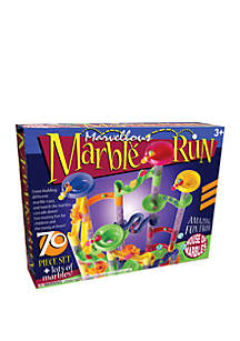 House of Marbles 70 Piece Marvellous Marble Run