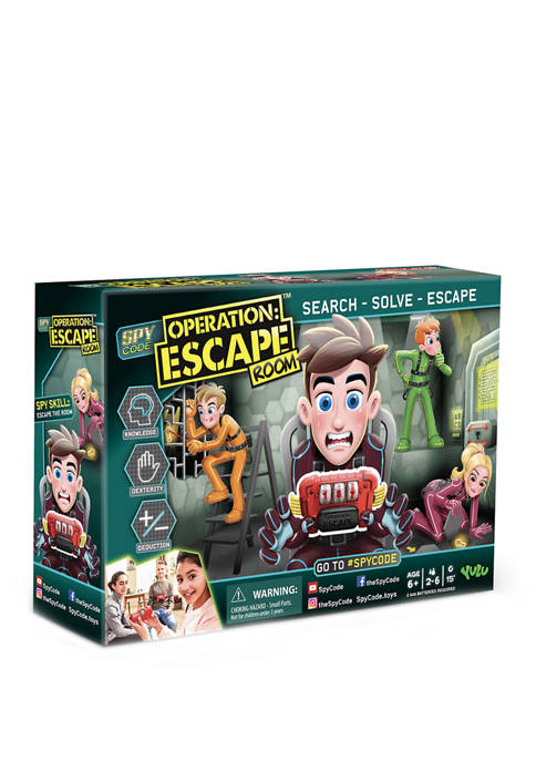 Hog Wild Spy Code Family Game