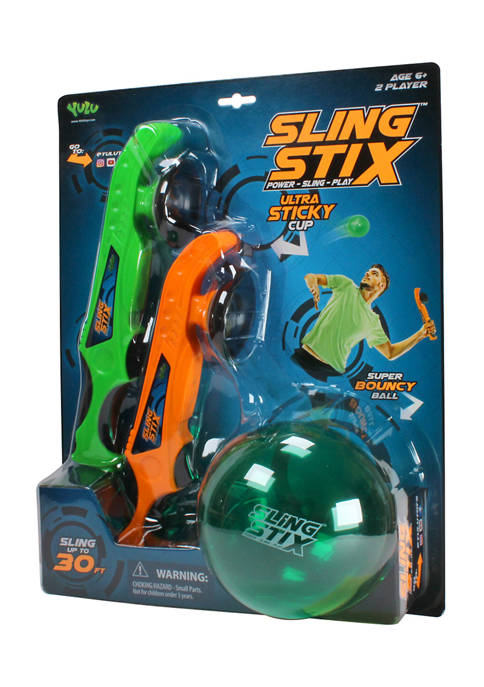 Hog Wild Sling Stix Outdoor Game