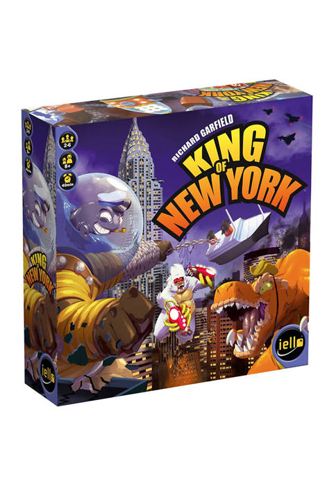 King of New York Strategy Game