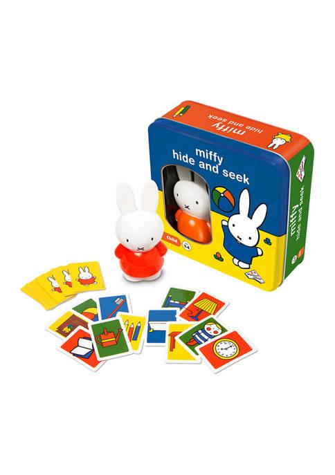 Miffy Hide and Seek Preschool Game