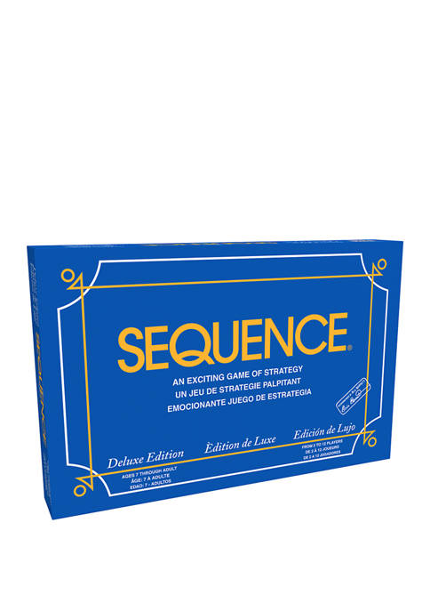 Jax Ltd. Sequence Deluxe Edition Game