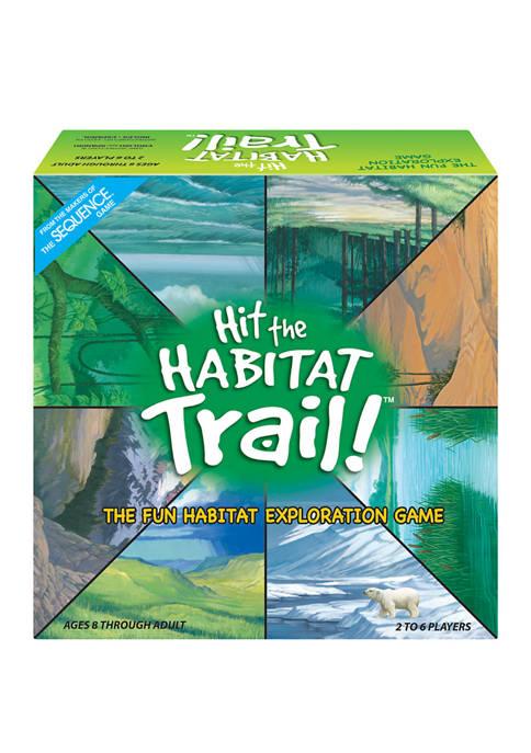 Jax Ltd. Hit the Habitat Trail Game
