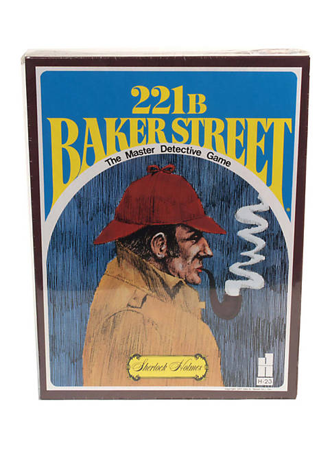 John N. Hansen Co. 221B Baker Street The