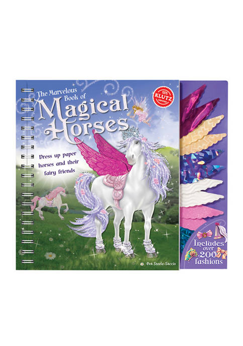 Klutz The Marvelous Book of Magical Horses
