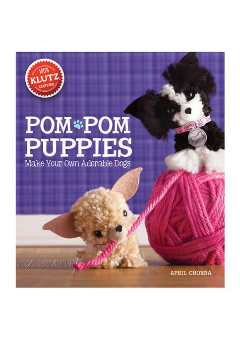 Klutz Pom-Pom Puppies Craft Kit