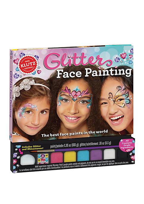 Glitter Face Painting Craft Kit