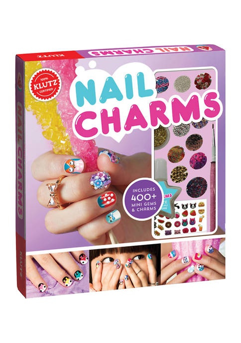Klutz Nail Charms Craft Kit