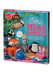 Sew Mini Animals Craft Kit
