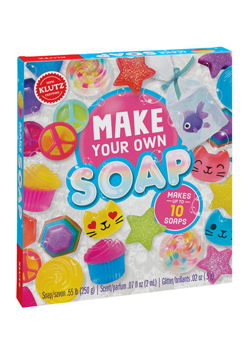 Klutz Make Your Own Soap Craft Kit