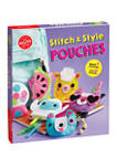 Stitch & Style Pouches Craft Kit