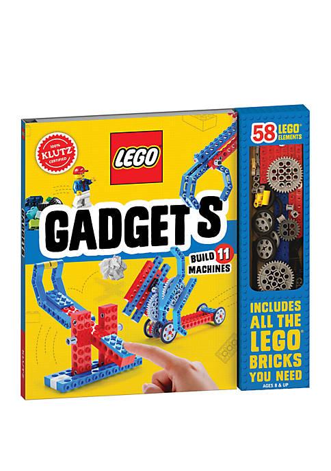 Klutz LEGO Gadgets Building Kit