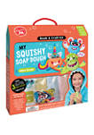 Klutz Jr. My Squishy Soap Dough Craft Kit