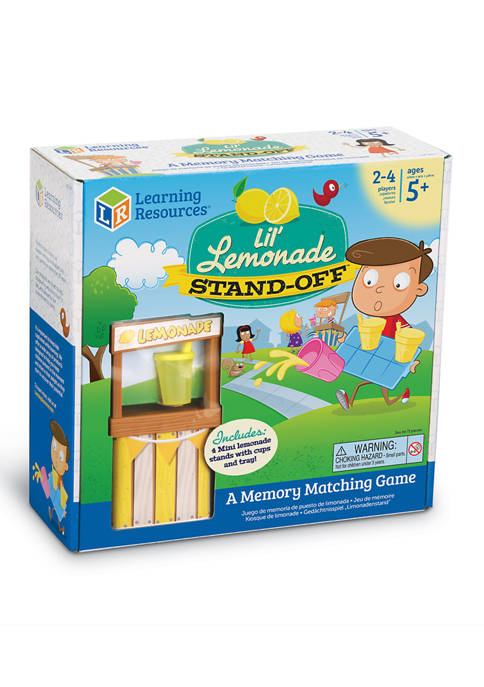 Learning Resources Lil Lemonade Stand-Off