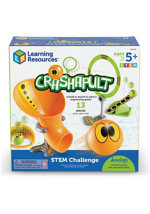 Learning Resources Crashapult STEM Challenge