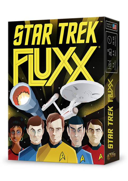 Looney Labs Star Trek Fluxx Card Game