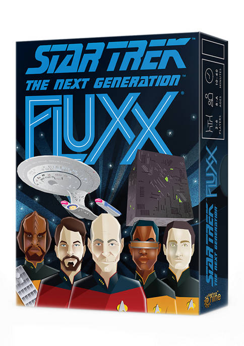 Looney Labs Star Trek: The Next Generation Fluxx