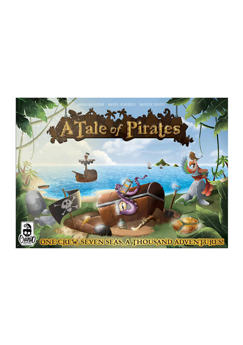 Cranio Creations A Tale of Pirates Family Game